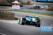 Paul Sieljes - Praga R1 - Blueberry Racing - Supercar Challenge - Superlight Challenge - Paasraces 2015 - Circuit Park Zandvoort