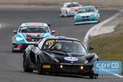 Luuk van Loon - Jan van der Kooi - Lotus Exige - Van der Kooi Racing - Supercar Challenge - Supersportklasse - Paasraces 2015 - Circuit Park Zandvoort
