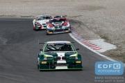 Hans van Beek - Joey van Beek - BMW E46 M3 GTR - Ciass Racing - Supercar Challenge - Supersportklasse - Paasraces 2015 - Circuit Park Zandvoort