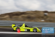 Dominik Dierkes - Hauke Höschler - Radical SR3RS - DD-Compund - Supercar Challenge - Superlight Challenge - Paasraces 2015 - Circuit Park Zandvoort