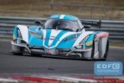 Paul Sieljes - Praga R1 - Blueberry Racing - Supercar Challenge - Superlight Challenge - Paasraces 2015 - Circuit Park Zandvoort