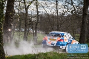 Wouter Ploeg - Harm van Koppen - BMW 1 Serie Coupe E85 Gr. S - Rally van Putten 2015