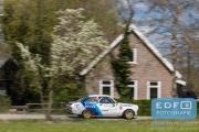 Anton Moreé - Youp Scheffers - Ford Escort RS - Short Rally van Putten 2015