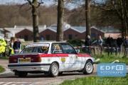 Martin van den Berge - Paul Posthumus - BMW 325i E30 - Short Rally van Putten 2015