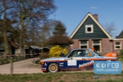 Wouter Koenderink - Bert Vloedgraven - BMW 3.0 CSL - Rally van Putten 2015