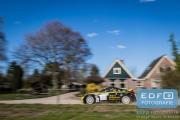 Stijn van Bree - Marco Schillemans - Nissan 350Z Challenge - Rally van Putten 2015