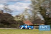 Matthias Boon - Davy Thierie - Nissan 350Z Challenge - Rally van Putten 2015