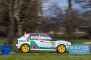 Jef van Hooft - Richard van den Wildenberg - Lancia Delta HF Integrale Evoluzione - Rally van Putten 2015