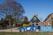 Gerard Tijink - Tim Rietveld - Nissan 350Z Challenge - Rally van Putten 2015