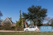 Martijn van Hoek - Sonny Vangerven - Peugeot 206 RC GTi 180 - Rally van Putten 2015