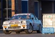 Bertram Altena - Chris Aaltink - Opel Manta i200 Gr. S. - Rally van Putten 2015