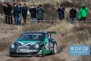 Kevin Abbring - Piero Vandeputte - Porsche 911 GT3 RS (997) - RallyPro Circuit Short Rally 2015 - Circuit Park Zandvoort