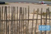 Wolbertie Ruiter - Joyce Ruiter - Peugeot 206 GTI - RallyPro Circuit Short Rally 2015 - Circuit Park Zandvoort