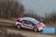 Ruurd Ochse - Jan-Albert Bosscha - Honda Civic Type R (FN2) R3 - RallyPro Circuit Short Rally 2015 - Circuit Park Zandvoort