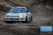 Marc Schipper - Niels van Duijn - Subaru Impreza 555 - RallyPro Circuit Short Rally 2015 - Circuit Park Zandvoort