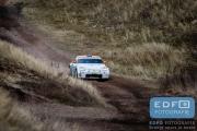 Diter Toprek - Dennis Lippens - Nissan 350Z Challenge - RallyPro Circuit Short Rally 2015 - Circuit Park Zandvoort