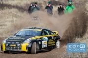 Stijn van Bree - Nikki Kunst - Nissan 350Z Challenge - RallyPro Circuit Short Rally 2015 - Circuit Park Zandvoort