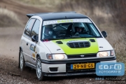 Roy Clijnk - Patrick Bouman - Nissan Pulsar GTi-R - RallyPro Circuit Short Rally 2015 - Circuit Park Zandvoort