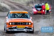 Vivienne Geuzebroek - Renaldo Lier - BMW M3 E30 - RallyPro Circuit Short Rally 2015 - Circuit Park Zandvoort