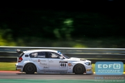 Dennis de Groot - Marth de Graaf - BMW 132 GTR - JR Motorsport - Supercar Challenge - Spa Euro Race - Circuit Spa-Francorchamps