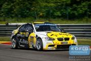 Philippe Bonneel - Bas Schouten - BMW M3 E92 - EMG Motorsport - Supercar Challenge - Spa Euro Race - Circuit Spa-Francorchamps