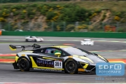Adam Hayes - Kevin Clarke - Lamborghini Super Trofeo - Intersport Racing - Supercar Challenge - Spa Euro Race - Circuit Spa-Francorchamps