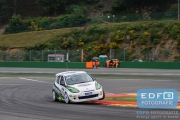 Wiebe Wijtzes - Renault Clio 3 - EMG Motorsport - Supercar Challenge - Spa Euro Race - Circuit Spa-Francorchamps