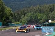Roger Grouwels - Kelvin Snoeks - Team RaceArt - Dodge Viper GT3-R - Supercar Challenge - Spa Euro Race - Circuit Spa-Francorchamps
