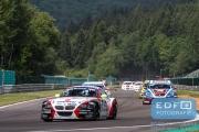 Eric van den Munckhof - Munckhof Racing vd Pas Racing - BMW Z4 - Supercar Challenge - Spa Euro Race - Circuit Spa-Francorchamps