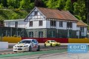 John van der Voort - Benjamin van den Berg - Harders Plaza Racing - BMW 130i - Supercar Challenge - Spa Euro Race - Circuit Spa-Francorchamps