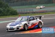 Marcel van Berlo - Van Berlo Racing - Porsche 997 GT3 - Supercar Challenge - Spa Euro Race - Circuit Spa-Francorchamps