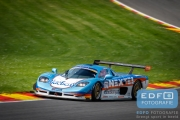 Berry van Elk - BlueBerry Racing - Mosler MT900R - Supercar Challenge - Spa Euro Race - Circuit Spa-Francorchamps
