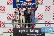 Podium GTB - Supercar Challenge - Spa Euro Race - Circuit Spa-Francorchamps