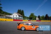 Aart Bosman - ABW Racing - Porsche 997 GT3 Cup - Supercar Challenge - Spa Euro Race - Circuit Spa-Francorchamps