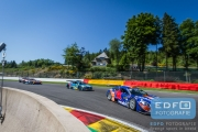 Max Koebolt - Pol Stoffel - Day-V-Tec - Volvo S60 V8 - Henry Zumbrink - Volvo Reede Racing By Day-V-Tec - Volvo S60 V8 - Supercar Challenge - Spa Euro Race - Circuit Spa-Francorchamps
