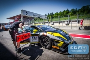 Adam Hayes - Kevin Clarke - Intersport Racing - Lamborghini Gallardo Super Trofeo - Supercar Challenge - Spa Euro Race - Circuit Spa-Francorchamps