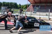 Luuk van Loon - Jan van der Kooi - Van der Kooi Racing - Lotus Exige - Supercar Challenge - Spa Euro Race - Circuit Spa-Francorchamps