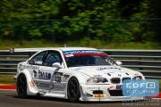 Rick Renmans - BMW E46 - JR Motorsport - Supercar Challenge - Spa Euro Race - Circuit Spa-Francorchamps