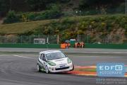 Wiebe Wijtzes - Renault Clio 3 - EMG Motorsport - Supercar Challenge - Spa Euro Race - Circuit Spa-Francorchamps