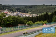 Dennis Houweling - Priscila Speelman - Ferry Monster Autosport - Seat Sport Leon Cup Racer - Supercar Challenge - Spa Euro Race - Circuit Spa-Francorchamps