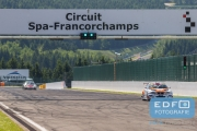 Marcel van de Maat - Peter Schreurs - BS Racing Team - BMW E46 GTR - Supercar Challenge - Spa Euro Race - Circuit Spa-Francorchamps