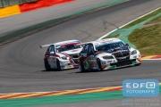 Steve Vanbellingen - Eric Qvick - Comparexracing - BMW WTCC - Supercar Challenge - Spa Euro Race - Circuit Spa-Francorchamps