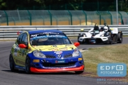 Rob Nieman - Spirit Racing - Renault Clio RS 2.0 - Supercar Challenge - Spa Euro Race - Circuit Spa-Francorchamps
