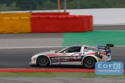Milan Dontje - Ferdinand Kool - Day-V-Tec - Corvette GT4 - Supercar Challenge - Spa Euro Race - Circuit Spa-Francorchamps