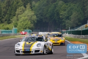Miquel Vandereyt - Vandereyt Racing - Porsche 997 GT3 - Supercar Challenge - Spa Euro Race - Circuit Spa-Francorchamps