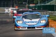 Berry van Elk - BlueBerry Racing - Mosler MT900R - Supercar Challenge - Spa Euro Race - Circuit Spa-Francorchamps