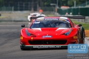 Patrick van Glabeke - Curbstone Events - Ferrari 458 GT3 - Supercar Challenge - Spa Euro Race - Circuit Spa-Francorchamps