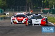 Javier Morcillo - Manuel Cintrano - Neil Garner Motorsport - Mosler MT900R - Supercar Challenge - Spa Euro Race - Circuit Spa-Francorchamps