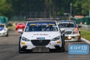 Jake Camilleri - MARC Cars Australia - Mazda V8 - Supercar Challenge - Spa Euro Race - Circuit Spa-Francorchamps