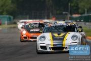 Miguel Vandereyt - Vandereyt Racing - Porsche 997 GT3 - Supercar Challenge - Spa Euro Race - Circuit Spa-Francorchamps